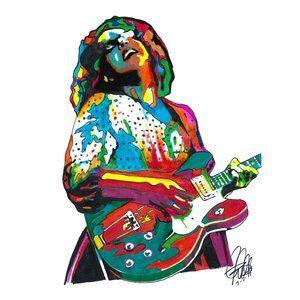 Brittany Howard Alabama Shakes Music Print 18x24